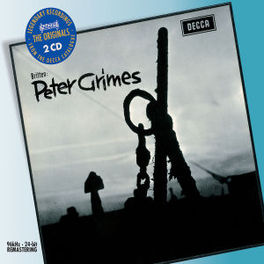 PETER GRIMES ORCH.OF THE ROYAL OPERA HOUSE Audio CD, B. BRITTEN, CD