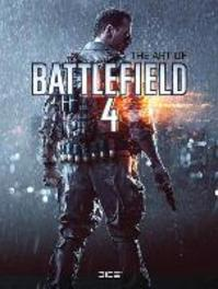 The Art of Battlefield 4. Robinson, Martin, Hardcover