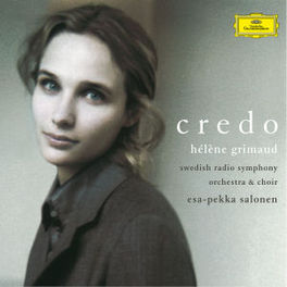 CREDO WORKS BY CORIGLIANO/BEETHOVEN/PART... Audio CD, HELENE GRIMAUD, CD