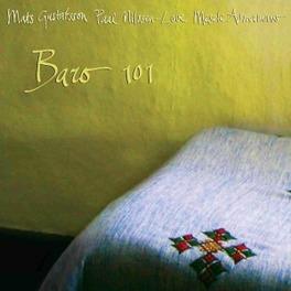 BARO 101 MATS/PAAL NIL GUSTAFSSON, CD