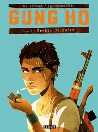 GUNG HO HC01. ZWARTE SCHAPEN GUNG HO, Von Eckartsberg, Benjamin, Hardcover