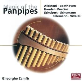 MAGIC OF THE PANPIPES Audio CD, GHEORGHE ZAMFIR, CD