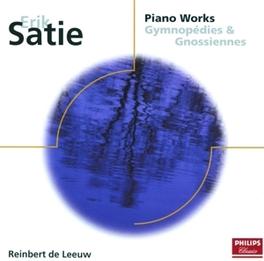 BEST OF W/REINBERT DE LEEUW Audio CD, E. SATIE, CD