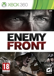 Xbox 360 Enemy Front Limited Edition