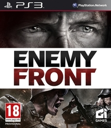 PS3 Enemy Front Limited Edition