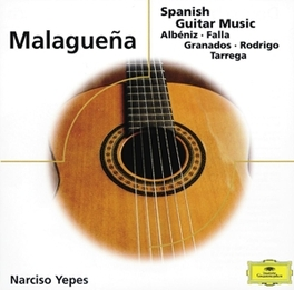 SPANISH GUITAR MUSIC Audio CD, NARCISO YEPES, CD