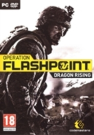 Operation Flashpoint Dragon Rising Pc Cd Rom