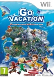 Game, Wii, Go Vacation