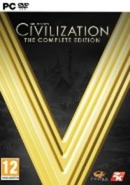 PC DVD Civilization 5