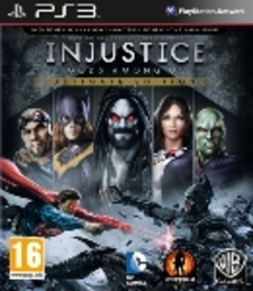 Injustice: Gods Among Us - Game of the Year Edition - PS3