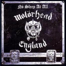 NO SLEEP AT ALL Audio CD, MOTORHEAD, CD