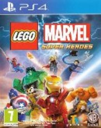 PS4 Game LEGO Marvel Super Heroes