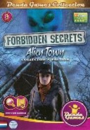 Forbidden secrets Alien town (Collectors edition)