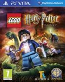 Game, PS Vita, LEGO, Harry Potter Jaren 5-7