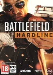 PC DVD Battlefield: Hardline