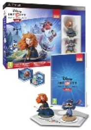 PS3 Disney Infinity 2.0 Toy Box Combo pack