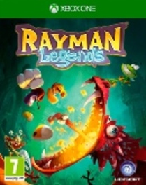 XBOX ONE Game Rayman Legends