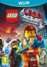 WIIU Game LEGO Movie