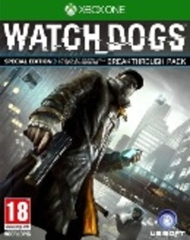 XBOX ONE Game Watch Dogs Special Edition