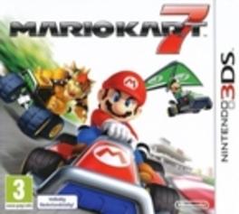 Game, 3DS, Mario Kart 7