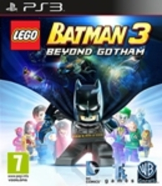LEGO Batman 3: Beyond Gotham PS3