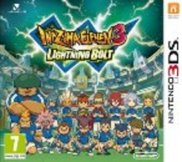 3DS Inazuma Eleven 3: Lightning Bolt
