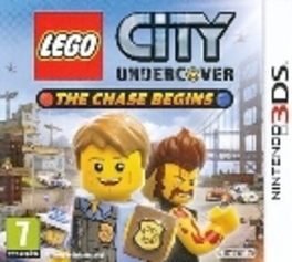 3DS Game LEGO City Undercover, The Chase Begins