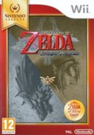 Game, Wii, Legend of Zelda, Twilight Princess (Select)