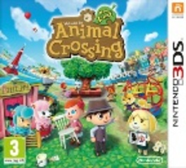 3DS Game Animal Crossing, New Leaf