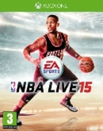 XBOX ONE Game NBA Live 15