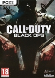 Game, Call of Duty, Black Ops (DVD-Rom)