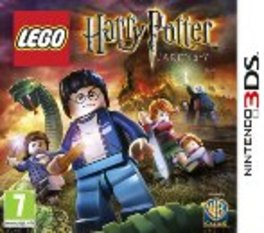Game, 3DS, LEGO, Harry Potter Jaren 5-7