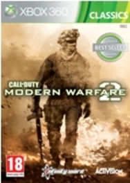 Game, Xbox 360, Call of Duty, Modern Warfare 2 (Classics)