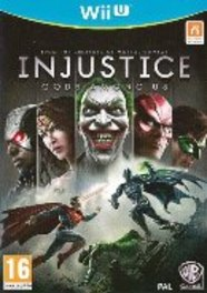 Game, Wii U, Injustice, Gods Among Us