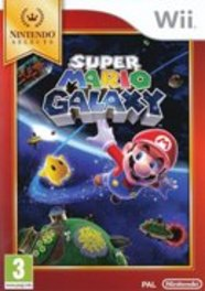 Game, Wii, Super Mario Galaxy