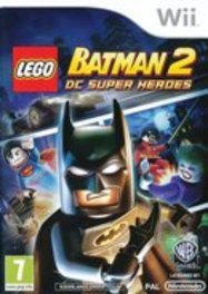 Game, Wii, LEGO Batman 2, DC Superheroes