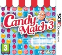 Nintendo 3DS Game Candy Match