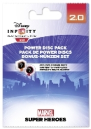 Infinity 2 power discs pack Marvel