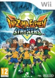Game, Wii, Inazuma Eleven, Strikers