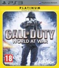 Call of Duty 5: World at War (Platinum)