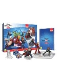 PS3 Infinity 2.0 Marvel Super Heroes Starter Pack