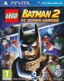 Game, PS Vita, LEGO Batman 2, DC Superheroes
