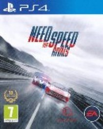 PS4 Game Need for Speed Rivals