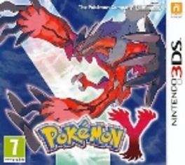 Game 3DS Pokemon Y
