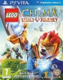 PS VITA Game LEGO Legends of Chima Laval's Journey