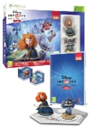 Xbox 360 Disney Infinity 2.0 Toy Box Combo pack
