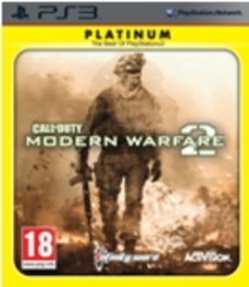 Game, PS3, Call of Duty, Modern Warfare 2 (Platinum)