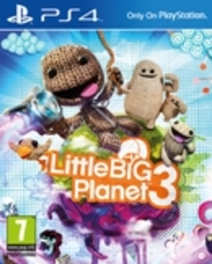 PS4 Game Little Big Planet