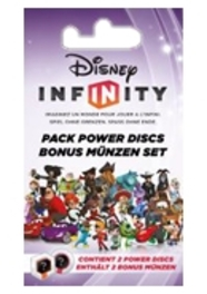 Disney infinity 2 power discs pack serie 3 3ds + wii + wii u + ps3 + xbox 360