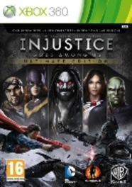 Injustice: Gods Among Us - Game of the Year Edition